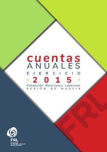 imagen Cuentas Anuales 2015