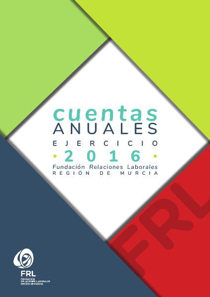 CUENTAS ANUALES 2016 FRLM