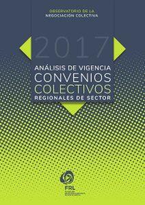 Portada Estudio Análisis de vigencia de convenios colectivos